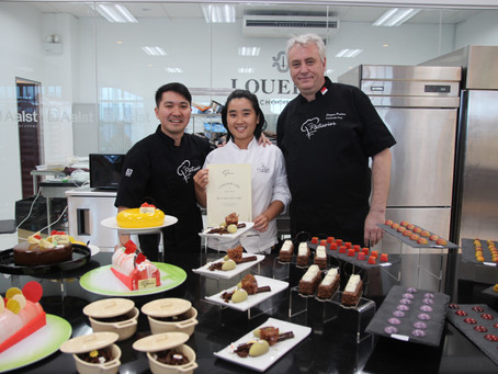 Pâtissier Chocolate Workshop For Classic Fine Foods Vietnam