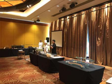 Pâtissier Bonbon Training For Westin Hotels & Resorts (China)