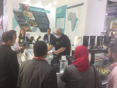 Pâtissier Demonstration in Gulfood 2020