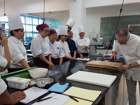 Pâtissier Exclusive Masterclass with Shangri-La Hotels and Resorts Group in Singapore (December)