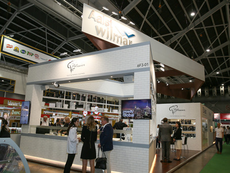 Success at Food and Hotel Asia 2018