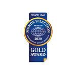 Monde Selection - Gold Quality Award 202