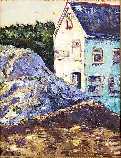 Helen's House by Terri Smith