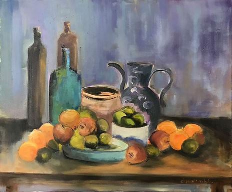 Be Still by Elizabeth Ricketson