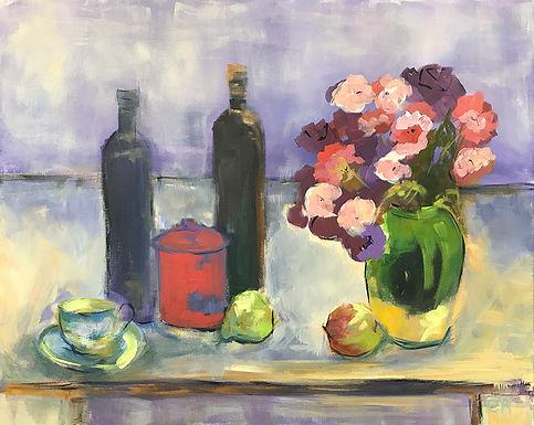 Farmer's Bouquet by Elizabeth Ricketson