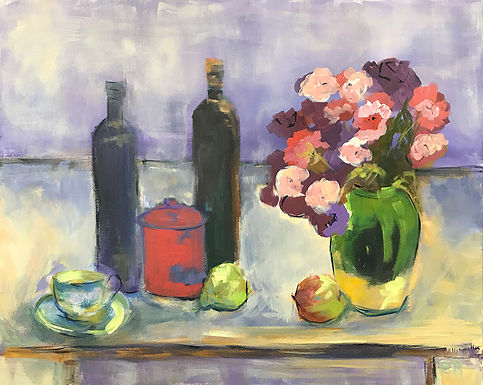 Farmer's Bouquet by Elizabeth Ricketson