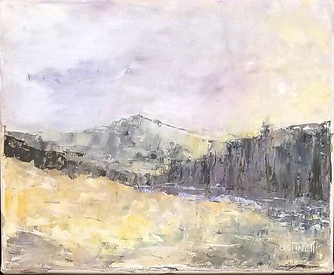 Mt. Monadnock by Frank Bennett