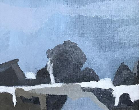 Winter Blues by Debra Cassidy