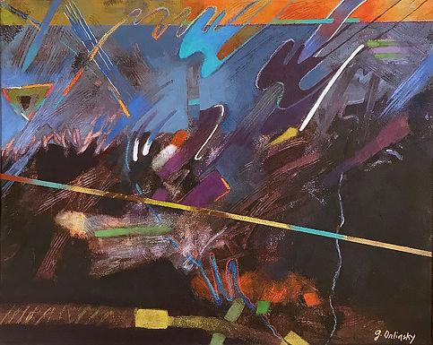 Dark Dream by Gillian Orlinsky