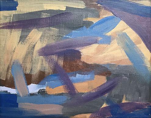 Acrylic Maze by Debra Cassidy