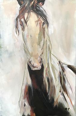 Wild Horse by Elizabeth Ricketson