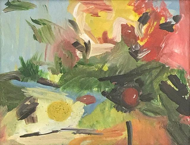 Sunday Brunch by Gail Eckberg