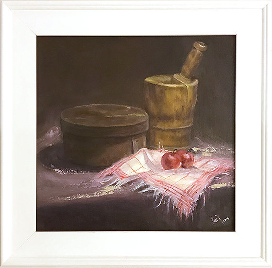 The Red Napkin by Beverly Rinck