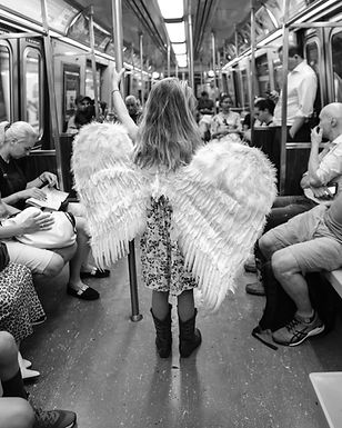 Angels Among Us by Chelsea Bradway