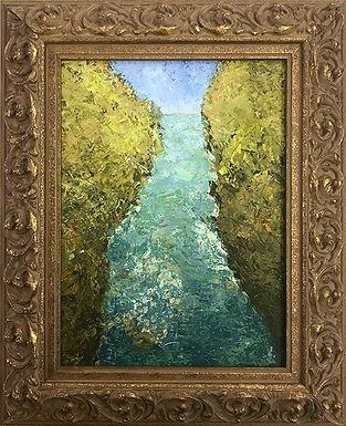 Azusa River, Kamikochi by Randi Isaacson