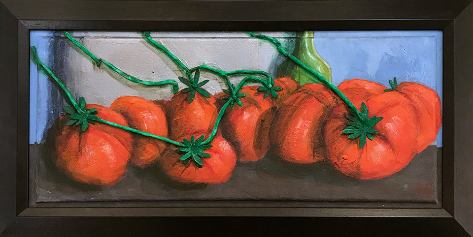 Tomato Sauce by Donald Gotz