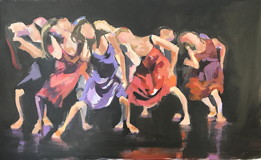 Dancing at Dartmouth by Elizabeth Ricketson 1