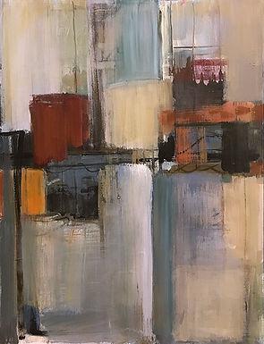 Misty Morning by Carolyn Kiefer -3rd Place