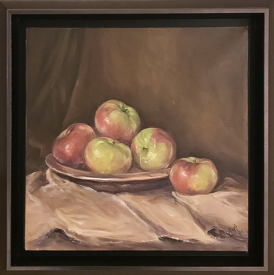 Apples by Beverly Rinck