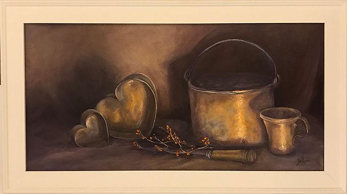 A Wondrous Glow by Beverly Rinck