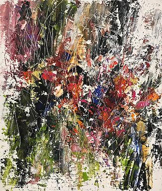 Gestalt Field V by David O'Toole -Sold