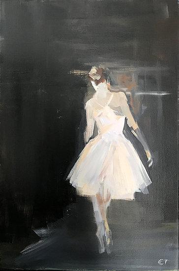 Solo Ballerina by Elizabeth Ricketson