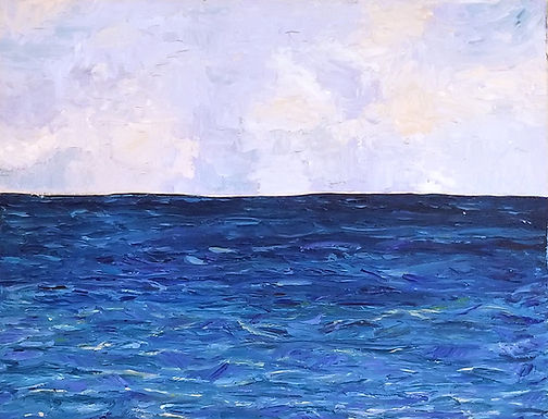Cape Cod Bay by Terri Smith