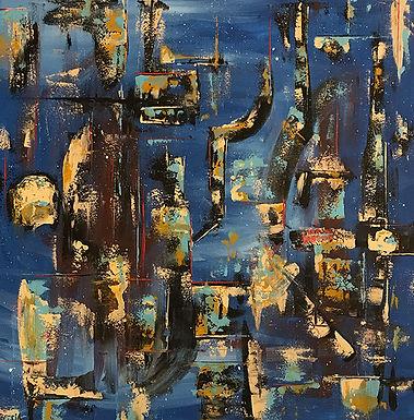 Odyssey by Stephen Baccia