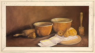 Still Life by Beverly Rinck