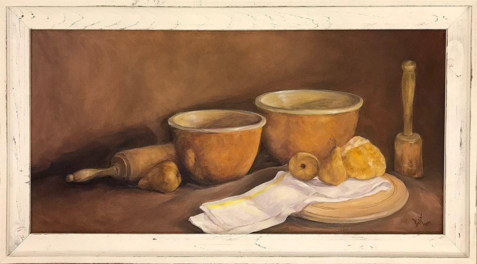 The Mixing Bowls by Beverly Rinck