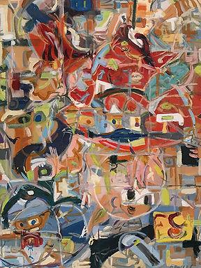 Jazz Age Immoderate by Patrick Steele