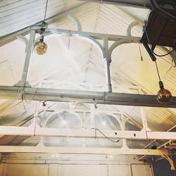 waterloo inside studio roof
