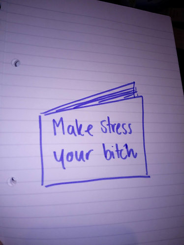 Make StressYour Bitch