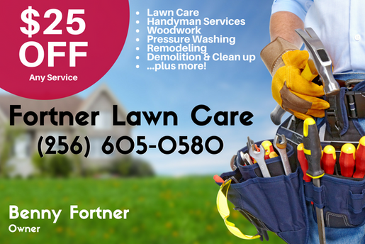 Fortner Lawncare & Handyman