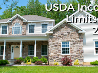 USDA Income Limits for 2017