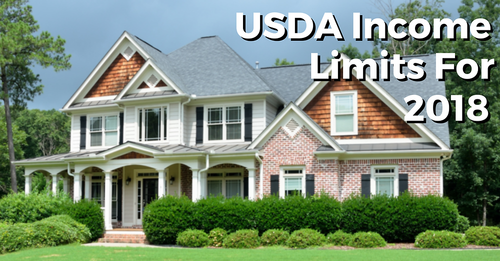 USDA Income Limits for 2018 in Alabama