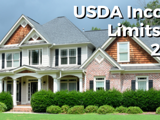 USDA Income Limits for 2018