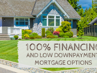 Can I Get A Mortgage With Less Than 20% Down?