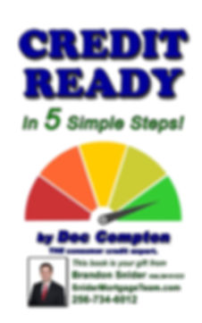 Credit Ready in 5 Simple Stes