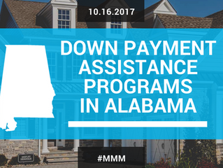 Down Payment Assistance Programs Available In Alabama