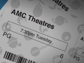 AMC Offering $5 Movie Tickets in October