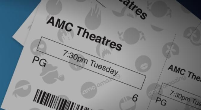 AMC 5 dollar tickets