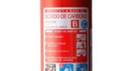 Extintor CO2 5 kg . Certificado. BC