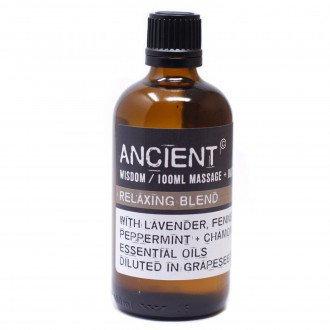 Relaxing Blend - Massage Oil 100ml
