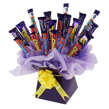 chocolate selection display box