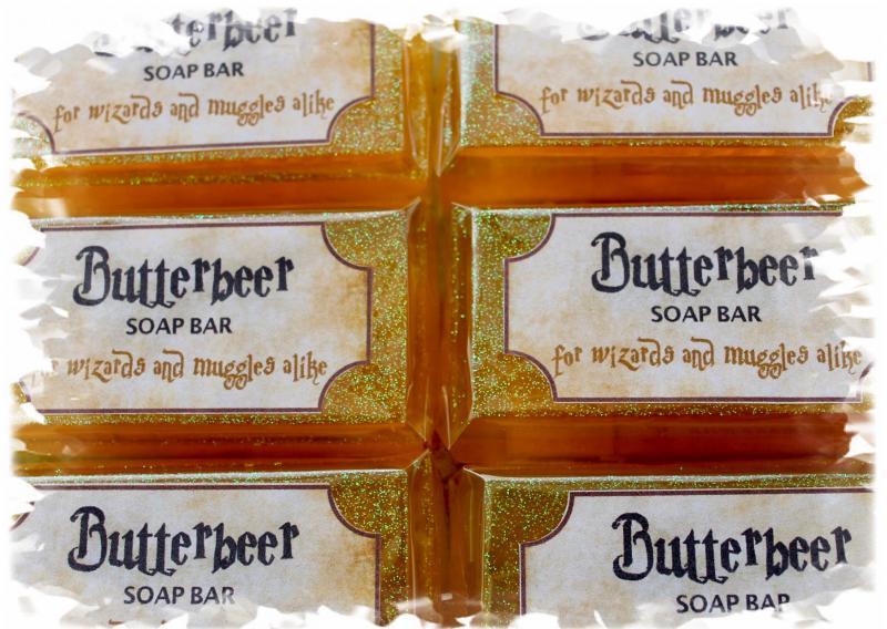 Butterbeer Soaps
