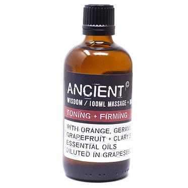 bath oil and massage essential oils