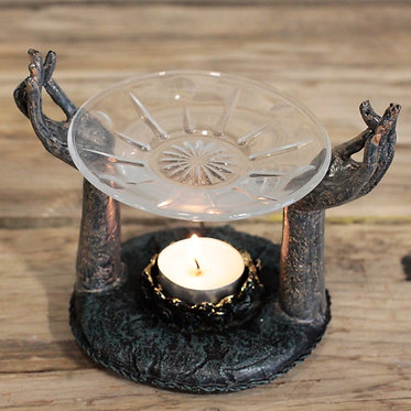 om candle oil burner