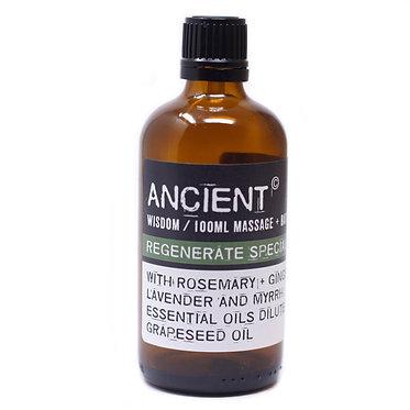 regenerate a2 massage oil