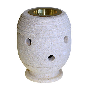 round oil burner
